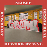AzudemSK, Slowy & Dennis Real - Chrom (Rework (Vinyl LP - 2019 - DE - Original)