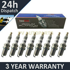 8X IRIDIUM TIP SPARK PLUGS FOR JAGUAR XJ R 4.0 1997-2003