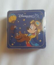 Disneyland Paris 25th Anniversary Disney Magic Towel Mickey Mouse - New Sealed