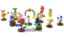 "Lot 13 Super Mario Bros 0.7-2"" Figure New Toy+MS1560"