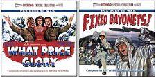 "'Fixed Bayonets/What Price Glory/Desert Rats""  INTRADA"
