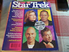 Tv Guide collector's Edition Star Trek 1995
