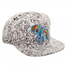 My Little Pony DIY Colors Snapback Hat Trucker Cap