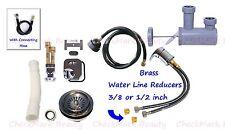 Shampoo Sink Plumbing Parts Salon Equipment. TLC-116K