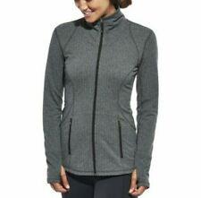 CALIA Herringbone Zip Up Jacket XL