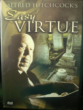 Easy Virtue (DVD, 2004) Alfred Hitchcock Classic WORLD SHIP AVAIL