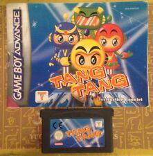 TANG TANG Nintendo GameBoy Advance Genuine European Game Cartridge/Manual GBA DS