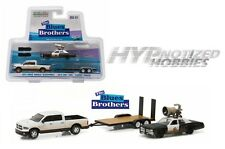 GREENLIGHT 1:64 THE BLUES BROTHERS 3 PIECE SET DIE-CAST BL/WH 31010-C