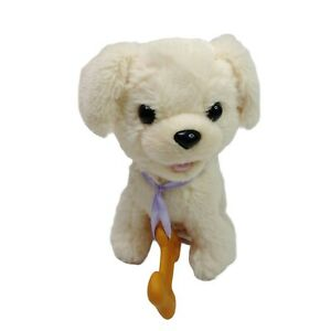 Animagic Feed and Care Puppy Plush Dog Working Barks Pants Steam Cleaned 2015