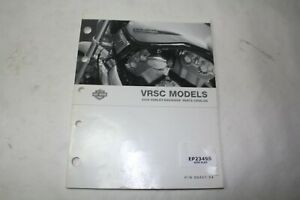 2004 V-Rod VRSC Harley parts catalog 99457-04 manual book WOW!!!!! EPS23495