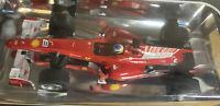 """XQ F10 1:12 Remote Controlled Ferrari Formula one """"Alonso""""  2010 New - faded box"""