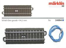 Märklin 24994 H0 - Schaltgleis gerade 94,2mm NEU & OvP