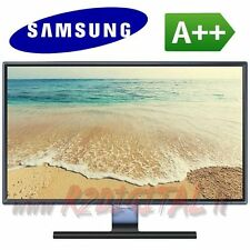 "TV SAMSUNG LED 24"" T24E390 FULL HD DVB-T MONITOR USB CI SLOT VGA HDMI TELEVISORE"
