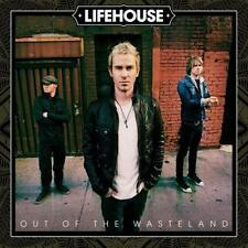 Lifehouse - Out Of The Wasteland (NEW CD)