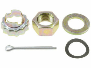 For 1989-1995 Plymouth Acclaim Spindle Lock Nut Kit Front Dorman 46819DZ 1991