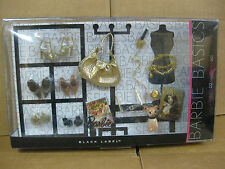 2009 Barbie Basics Accessory Pack- Look# 02 Coll.#001