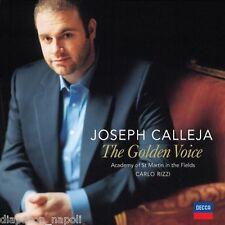 Joseph Calleja - The Golden Voice / Rizzi, Asmf - CD