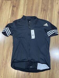 New Adidas Adistar Maillot Cycling Form Fitting Jersey CV7089 Mens Size 2XL $175