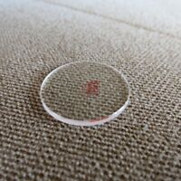 2.0mm Thick FLAT Sapphire Glass 16mm-50mm Watch Crystal Replacement Glass 0714A