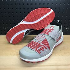 Nike Ohio State Osu Air Zoom Gimme Golf Shoes 880145-002 Men's 11.5