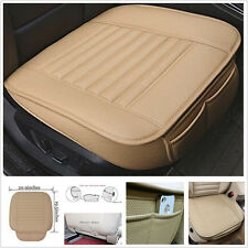 Beige Full Surround Seat Cover Cushion Bamboo Charcoal Breathable Cushion Pad