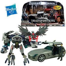 TRANSFORMERS SOUNDWAVE LASERBEAK ROBOT MERCEDES-BENZ CAR MR.GOULD HASBRO KID TOY