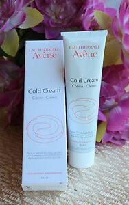 Avene cold cream 100 ml-3.4 Fl.oz.For very dry, sensitive skin.