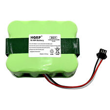 HQRP Battery for Infinuvo Hovo 510, Hovo 510-Plus Robotic Vacuum Cleaner IQX-510