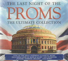 THE LAST NIGHT OF THE PROMS - THE ULTIMATE COLLECTION - 3 CD SET - (SEALED)