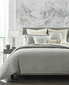 Hotel Collection Connection 100% Cotton  FULL/QUEEN Duvet Comforter Cover $335