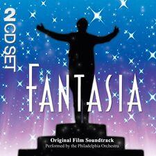 2 CD FANTASIA ORIGINAL FILM SOUNDTRACK BACH DUKAS PONCHIELLI STRAVINSKY ETC