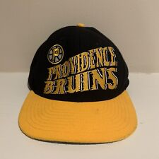 Providence Bruins AHL Minor League Hockey CCM Snapback Hat One Size