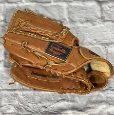 LOUISVILLE SLUGGER 125 series,G125-5CW leather Made In Japan BASEBALL GLOVE