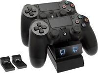 Venom PlayStation 4 Controller Charging Dock - Black, White, Red, Blue Options