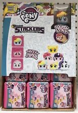 MY LITTLE PONY FASHEMS STACK'EMS LOT OF (35) NEW SEALED CAPSULES In Box