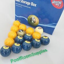 AFL ADELAIDE CROWS Pool Balls FREE Post Aussie Rules Team Aramith 16 Ball Set
