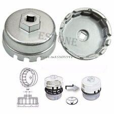Filtro de aceite llave de aluminio para Toyota Prius Corolla Rav4 Auris Envío