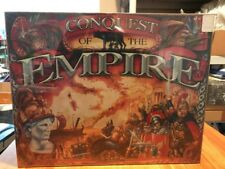 Conquest of the Empire  by Eagle Games in 2005   Factory Sealed & BRAND NEW