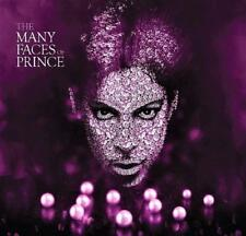 PRINCE - THE MANY FACES OF PRINCE - VARIOUS ARTISTS (NEW SEALED 3CD)