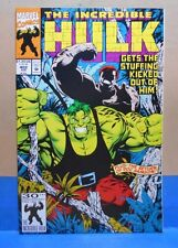 THE INCREDIBLE HULK Volume 1 #402 of 474 1962-97 Marvel Comics Uncertified