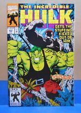THE INCREDIBLE HULK Volume 1 #402 of 474 1962-97 Marvel Comics Uncertified