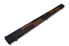 NEW QUALITY DELUXE PATCH 3/4 SNOOKER CUE CASE