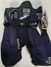 Ice Hockey Jr Pant Navy Tackla Model EXPP33 w/leg zips, Most Jr Sizes
