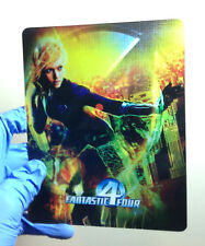 Fantastic Four Magnet 3D lenticular Flip effect for Steelbook