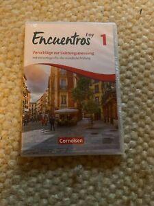Encuentros Hoy 1. Vorschläge zur Leistungsmessung