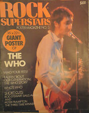 ROCK SUPERSTARS:NUM.3-SPECIAL: THE WHO 1975