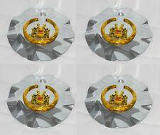 4 CAP DEAL NEW VOGUE STARDUST CAP-352 S212-17 GOLD CHROME WHEEL RIM CENTER CAP