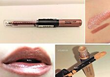MANHATTAN Double Loop Lip Liner LipGloss #93R (Nude Golden) Made in Germany NEW