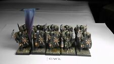 Chaos Warriors x 10 Painted Slaves Darkness Chaos Lot 2