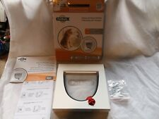 PetSafe Staywell 4 Way Locking Classic Cat Flap, Easy Install, Durable, Pet